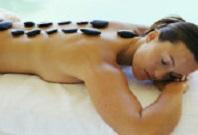 Cold Stone Body Massage